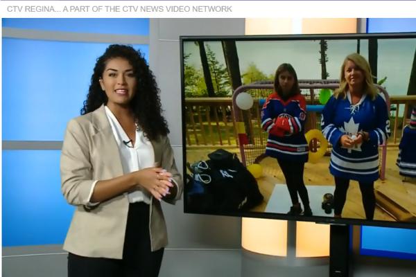 CTV Regina Hockey Web