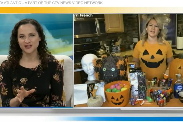 CTV Atlantic Halloween