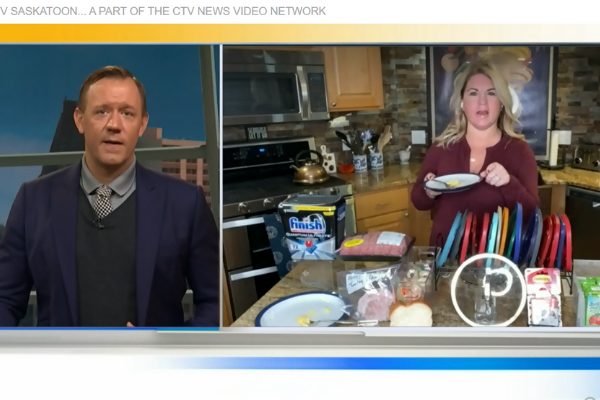 CTV Saskatoon Kitchen Waste