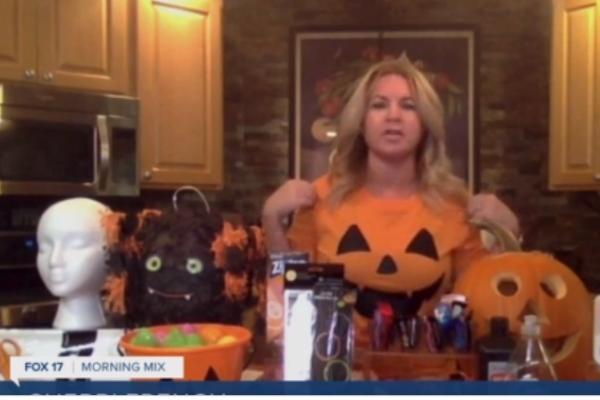 Fox 47 Lansing Halloween