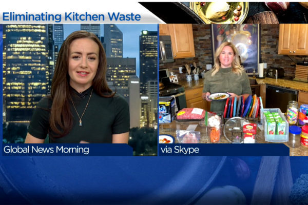 Global Calgary Kitchen Waste