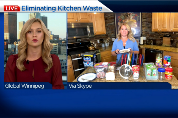 Global Winnipeg Kitchen Waste