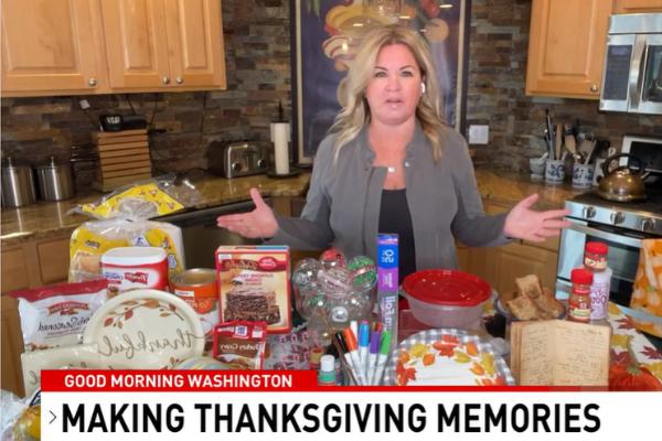 Washington DC Thanksgiving