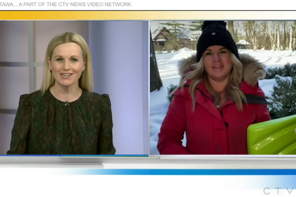 CTV Ottawa Winter