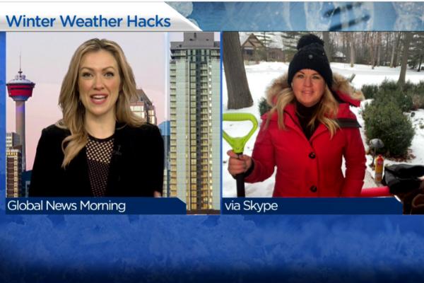 Global Calgary Winter